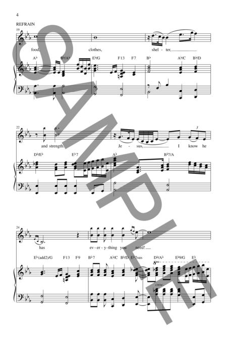 seek ye first sheet music pdf