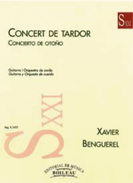 Concert de Tardor