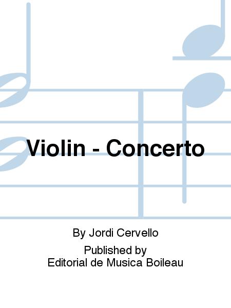 Violin - Concerto