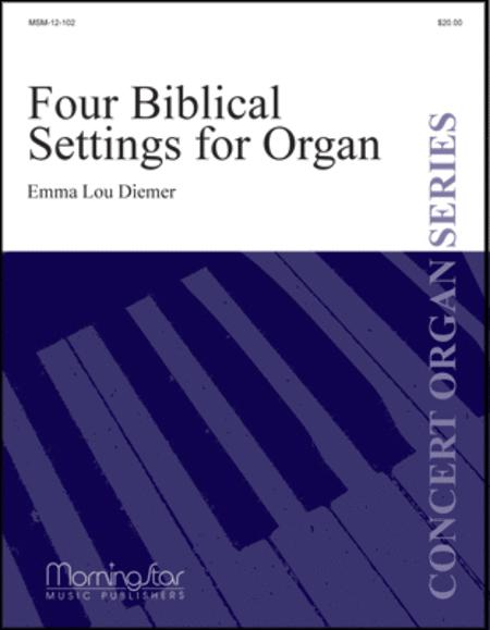 Four Biblical Settings