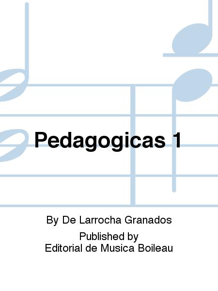 Pedagogicas 1