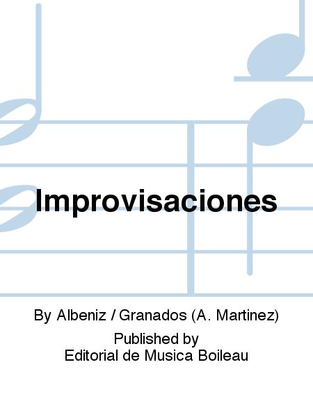 Improvisaciones