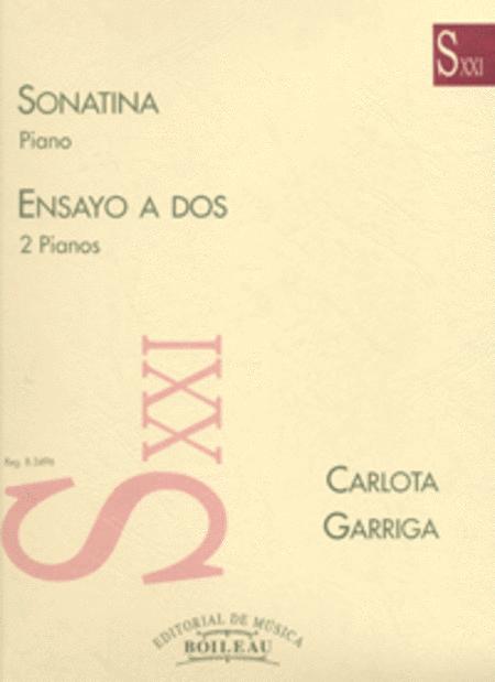 Sonatina / Ensayo A Dos