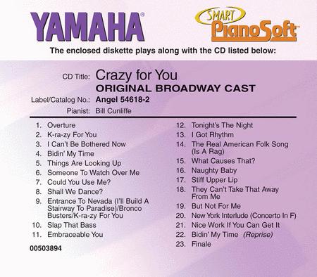 Crazy for You - Original Broadway Cast
