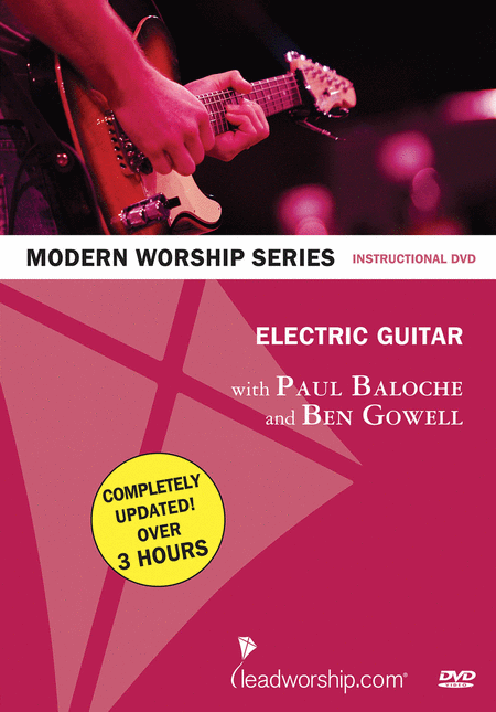 Electric Guitar with Paul Baloche & Ben Gowell