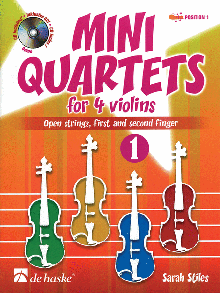 Mini Quartets for 4 Violins