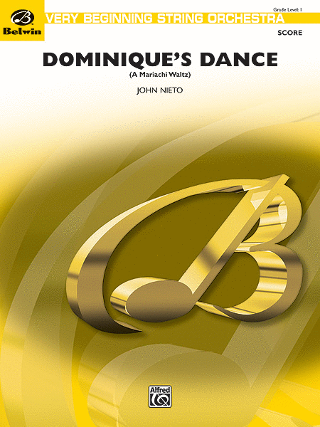 Dominiques Dance/Bvs (Score only)
