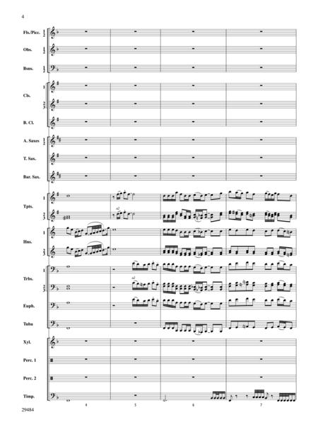Spirit of Flight (Score only)