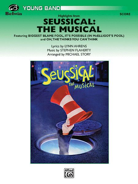 Seussical: The Musical (Score only)