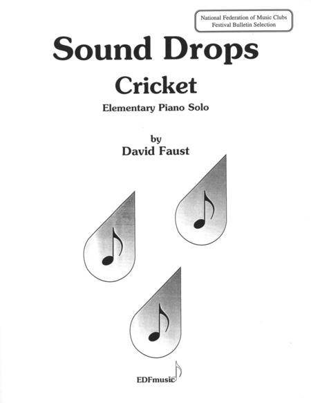 Cricket (Sound Drops)