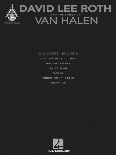 David Lee Roth and the Songs of Van Halen