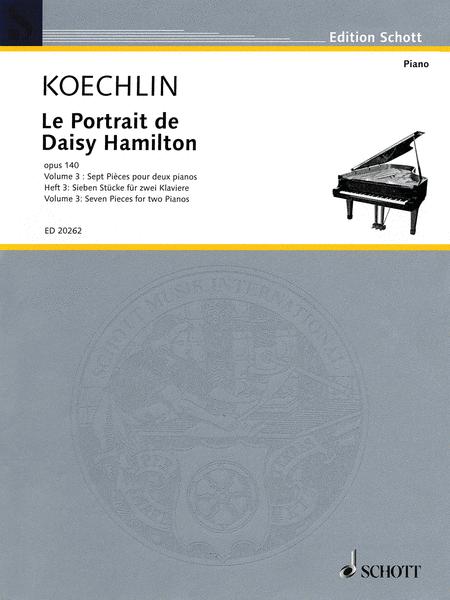 Le Portrait de Daisy Hamilton, Op. 140
