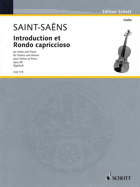 Introduction et Rondo Capriccioso, Op. 28
