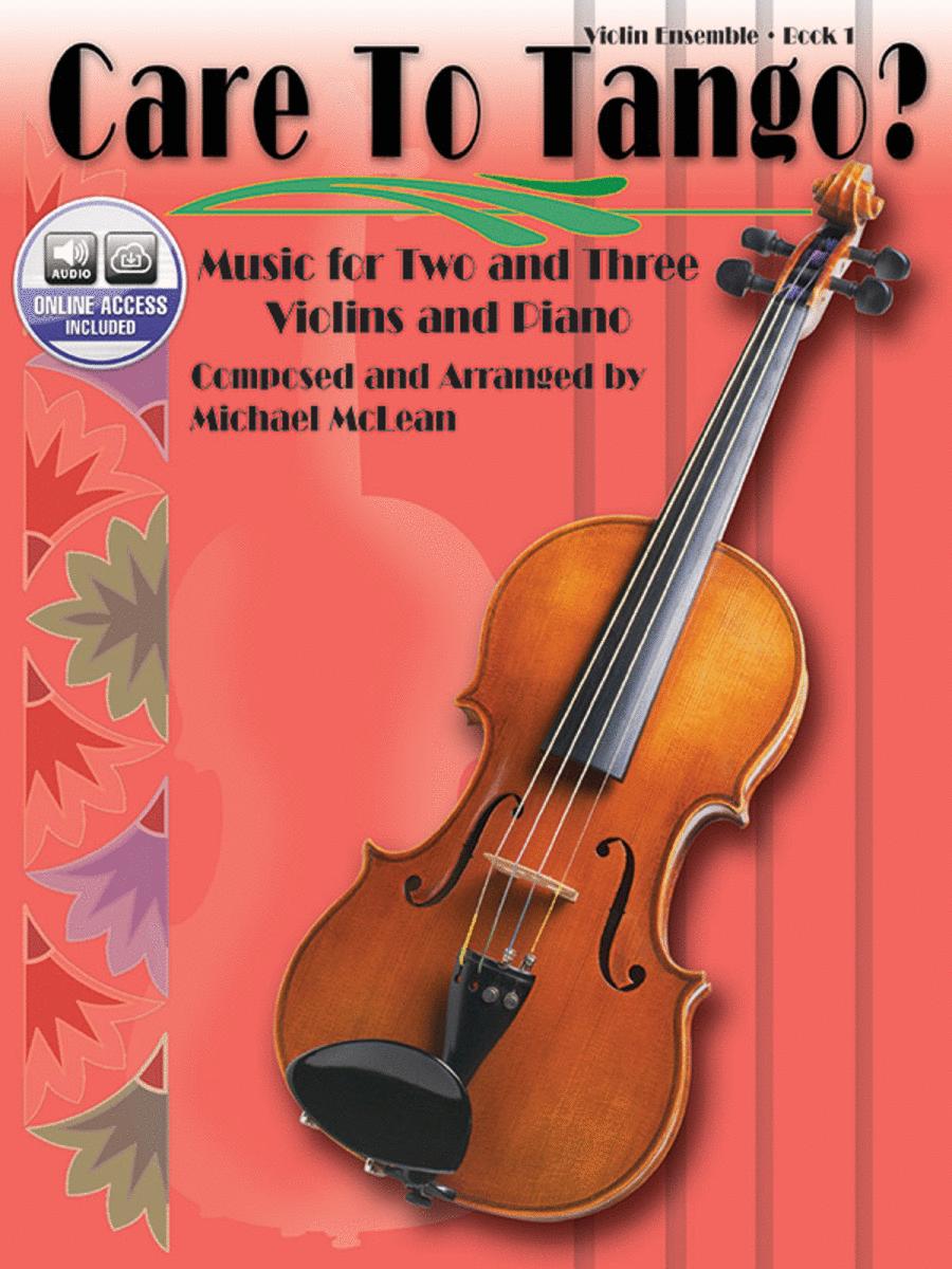 Care to Tango?, Book 1