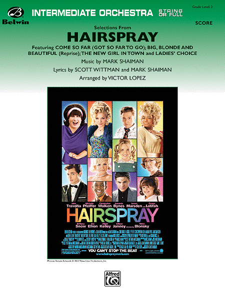 Hairspray, Selections from (featuring