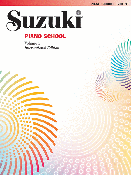 Suzuki Piano School, Volume 1