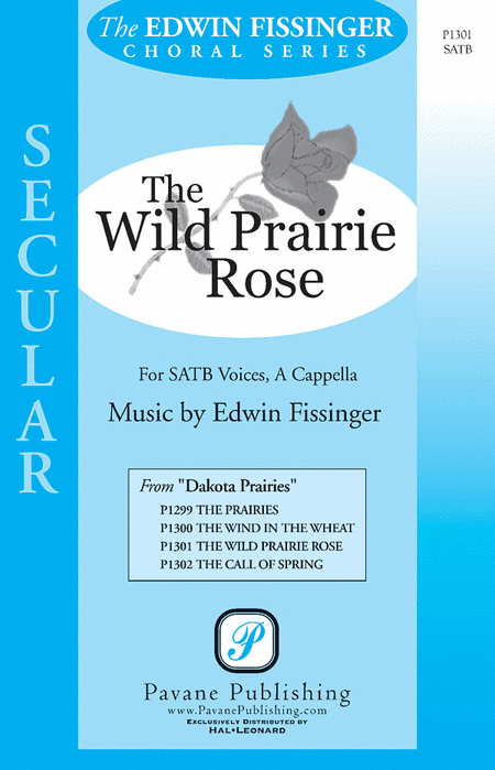 The Wild Prairie Rose