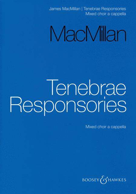 Tenebrae Responsories