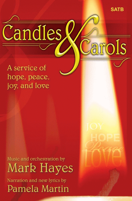 Candles and Carols - SATB Score with Performance CD