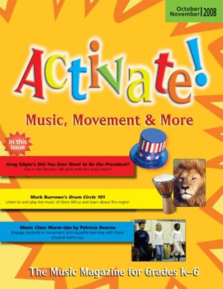 Activate! Oct/Nov 08