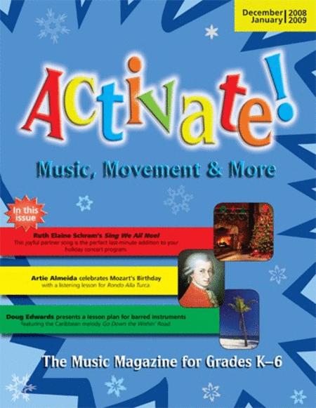 Activate! Dec 08/Jan 09