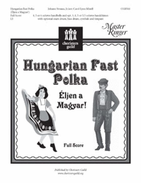 Hungarian Fast Polka - Full Score and Parts