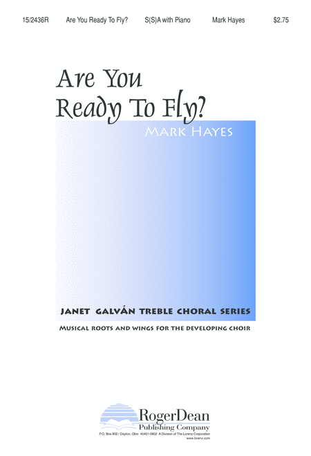 Are You Ready to Fly?