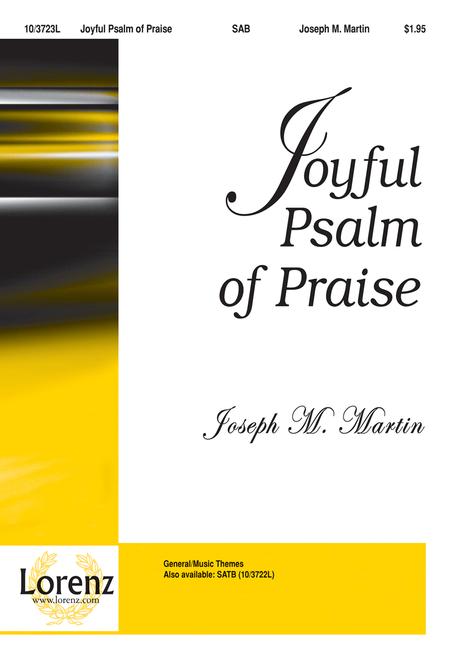 Joyful Psalm of Praise