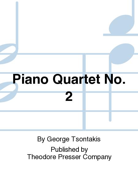 Piano Quartet No. 2