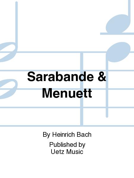Sarabande & Menuett
