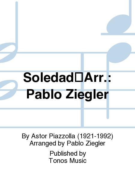 SoledadArr.: Pablo Ziegler