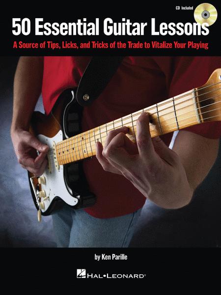50 Essential Guitar Lessons