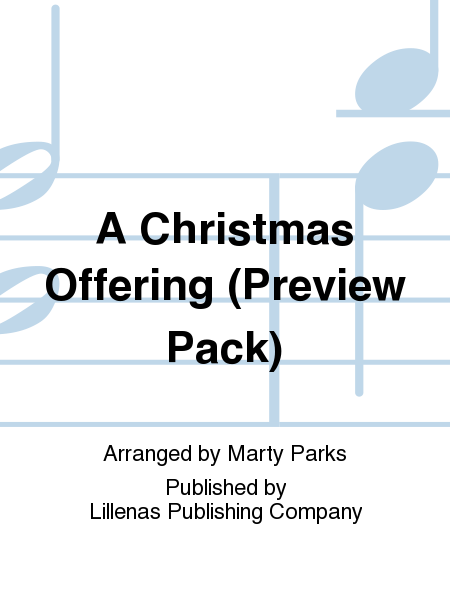 A Christmas Offering (Preview Pack)