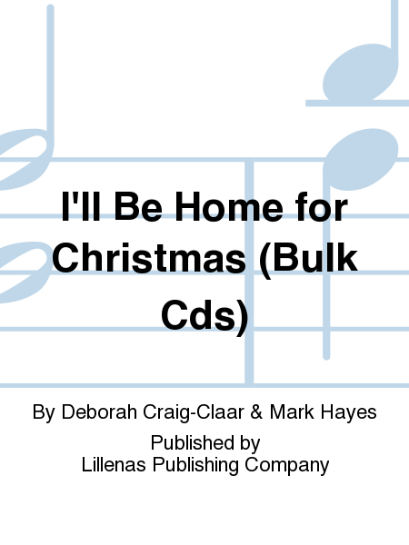 I'll Be Home for Christmas (Bulk Cds)