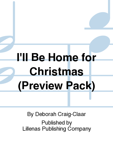 I'll Be Home for Christmas (Preview Pack)