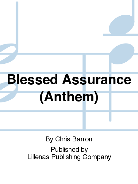 Blessed Assurance (Anthem)