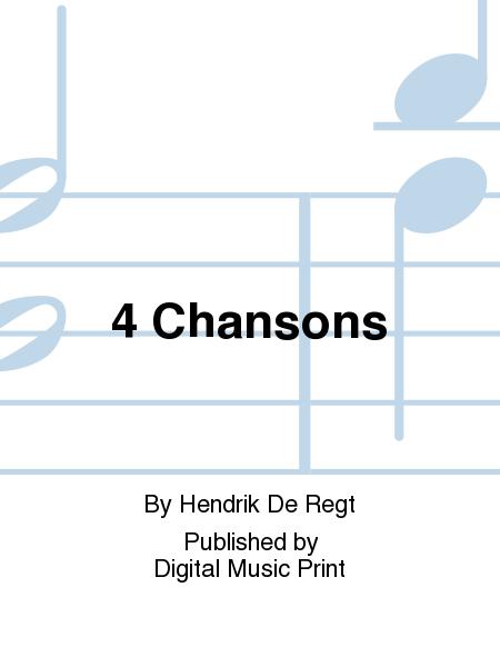 4 Chansons