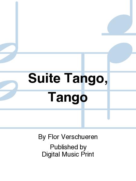 Suite Tango, Tango