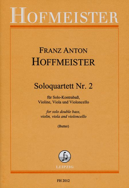 Solo-Quartett Nr. 2