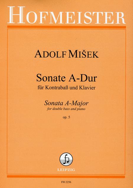 Sonate A-Dur, op. 5