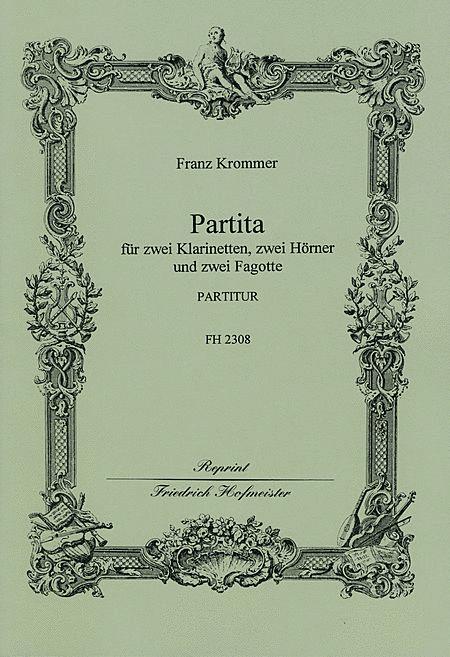 Partita / Partitur