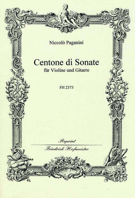 Centone di Sonate