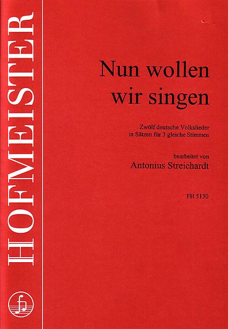Zwolf deutsche Volkslieder