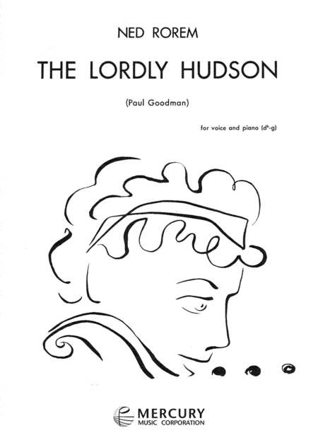 The Lordly Hudson (Paul Goodman)