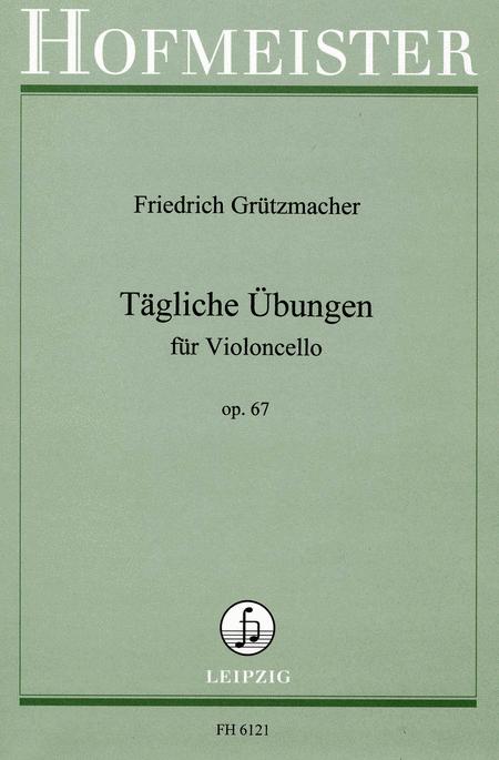 Tagliche Studien, op. 67