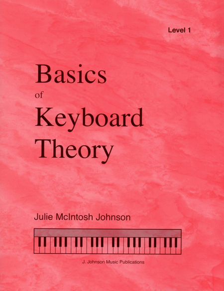 Basics of Keyboard Theory: Level I (beginner)