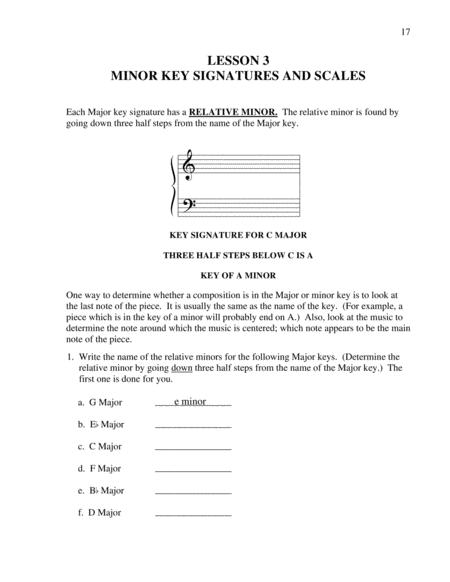Basics of Keyboard Theory: Level IV (intermediate)