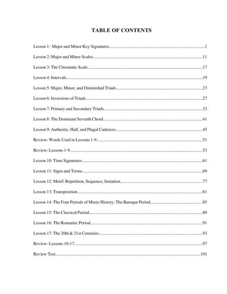 Basics of Keyboard Theory: Level V (intermediate)