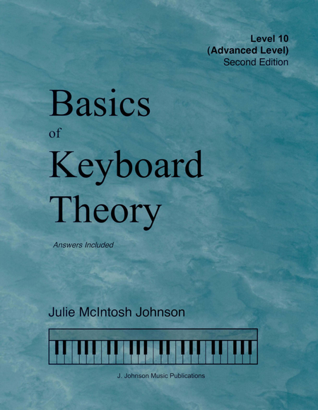 Basics of Keyboard Theory: Level X (advanced)