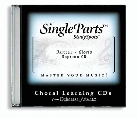 Gloria (CD only - no sheet music)